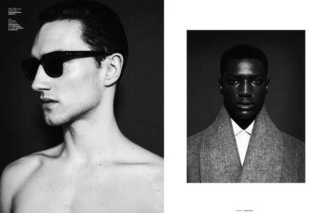 Raw Sophistication Photography - The Sharp Editorial Exclusive for The Ones 2 Watch is Debonaire