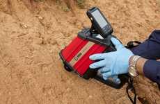 Instant Soil Contamination Detectors