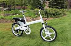 Compact Electric Bikes - The iZip E3 Town:exp is More Powerful Than it Looks