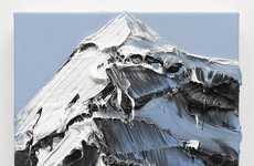 Moving Mountainous Paintings
