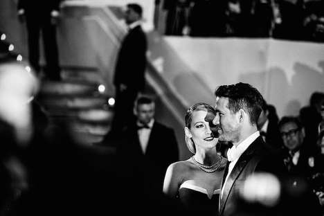 Candid Festival Photography - These Impromptu Photos from Cannes Film Festival Capture Celebs