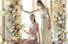 Luxe Floral Lookbooks