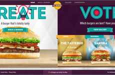 Crowdsourced Burger Campaigns - Mcdonald's is Leaving the Fate of Its New Burger to the Public