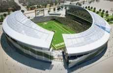 Sunken-Bowl Stadiums