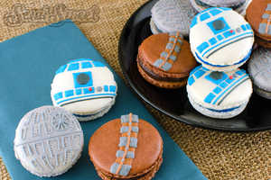 These Star Wars Macarons Literally Taste Out of This World