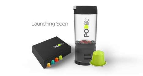 Nutrition Supplement Pods - Podlife Introduces an Easier Way to Take Vitamins and Stay Healthy