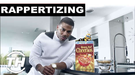 Rapper-Endorsed Advertising - Trend Hunter