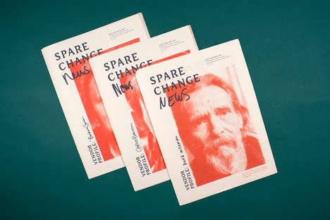 Homeless Empowering Newspapers - Spare Change News