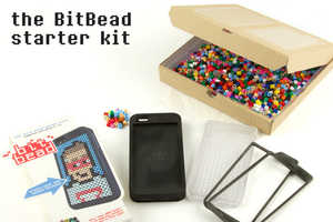 The Bit Bead Kit Lets You Make a Nostalgic DIY Phone Case Design