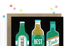Quirky Father's Day Cards - Surprise Your Dad with an Awesome Card from Hooray Today