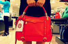 Social Media Shopping Guides - The Nordstrom Pinterest Showcase Displays Popular Online Items