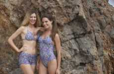 Feminine Swim Trunk Collections