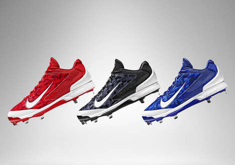 Memorial Baseball Cleats - The Huarache Pro Memorial Day Shoes Pay Tribute to Military Personnel