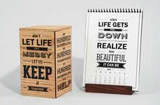 Font-Focused Packaging