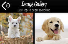 Lookalike Pet Adoption Apps - The PetMatch App Helps You Find Pets Based on Their Looks