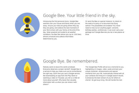 Satirical Search Engine Products - Google-Nest Imagines Everything as Google-Controlled