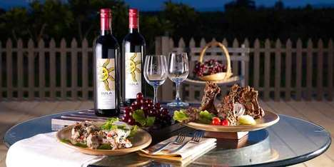 Exotic Indian Wineries - The Sula Vineyards Offer Tourists a Taste of India