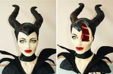 Evil Queen Cakes - This Maleificent Cake is Both Delicious and Terrifying