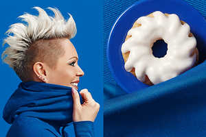 The 'Donut Doubles' Series Finds an Unexpected Food Match