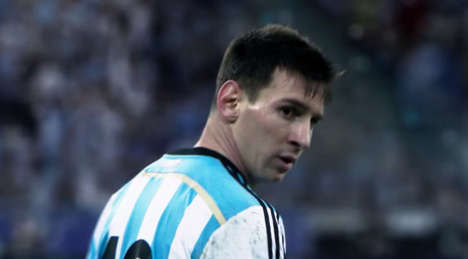 Dreamy World Cup Ads - This Adidas World Cup Ad Features Lionel Messi Dreaming to Kanye