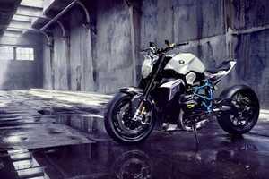 The BMW Concept Roadster Has a Magnificent and Unique Design