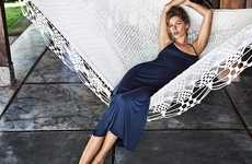 Seductively Casual Fashion Ads - The H&M 'Effortless Summer' Campaign Stars Gisele Bundchen