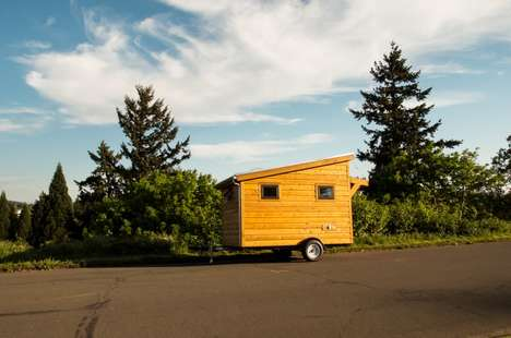 Miniscule Portable Homes - The Salsa Box is Tiny Yet Manages to Offer All the Amenities You Need