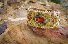 Tradition-Preserving Accessories - Etkie Jewelry is Crafted by Formerly Unemployed Native Americans