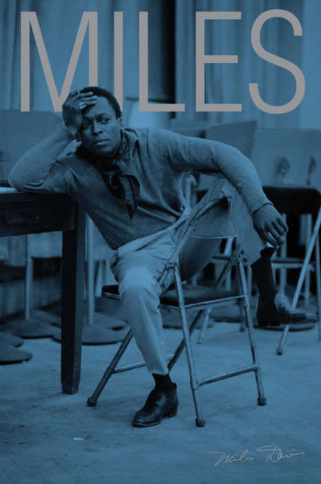 Rare Music Icon Photography - Rock Paper Photo Curated an Online Gallery of Rare Miles Davis Photos