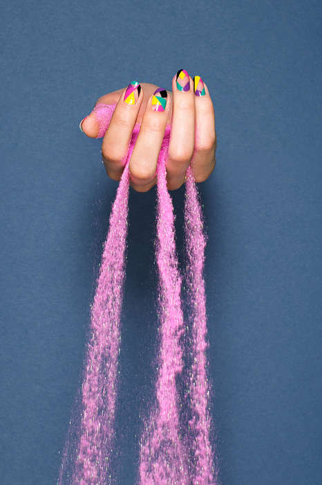 Horoscope Nail Art - Susan Miller Colorfully Interprets the 12 Astrological Signs