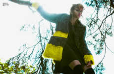 Thrifty Wanderer Editorials - The Verdigris Exclusive for The Ones 2 Watch is Eccentric