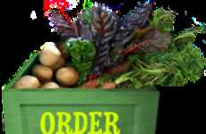 Seasonal Vegetable Deliveries