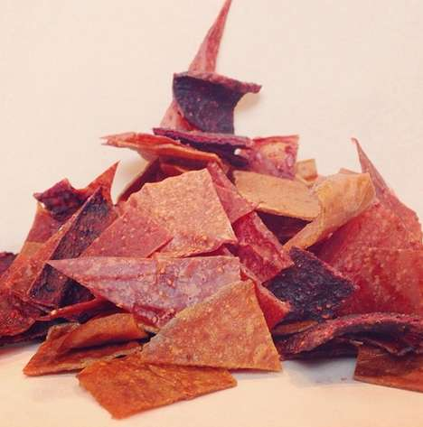 Fruit Jerky Products - Snact Uses Surplus Food to Create Healthy Snacks Kids Will Love