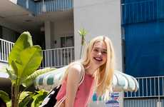 Elle Fanning Stars in the ASOS Magazine July 2014 Issue