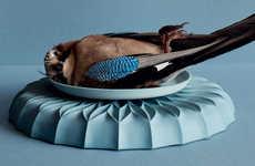 Gorgeously Geometric Dishware