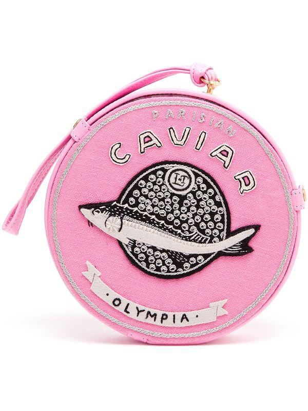 caviar clutch