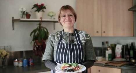 Roaming Refugee Restaurants - Mazí Mas Creates Employment for Migrant Women in London