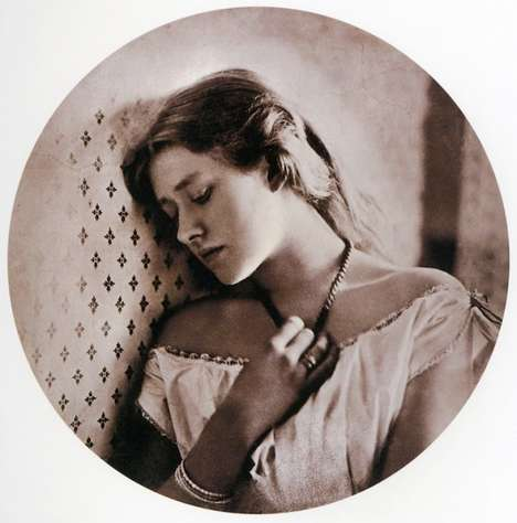 Vintage Victorian Portraits - Julia Margaret Cameron Continues to Influence Photographers of Today