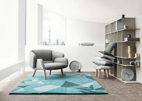 Design Fusion Homeware - This Origami-Inspired Furniture and Homeware Collection is Stunning