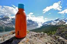 Charitable Water Bottles - MiiR's Stainless Water Bottles Give Back Clean Drinking Water for a Year