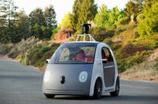 Self-Driving Smart Cars - The Google Self-Driving Car Doesn't Have Breaks or a Steering Wheel