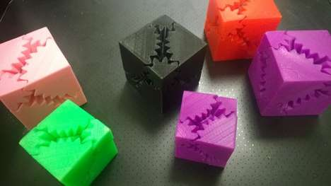 Recyclable 3D Printing Devices - The Strooder Repurposes Pliant Materials for Plastic Printers