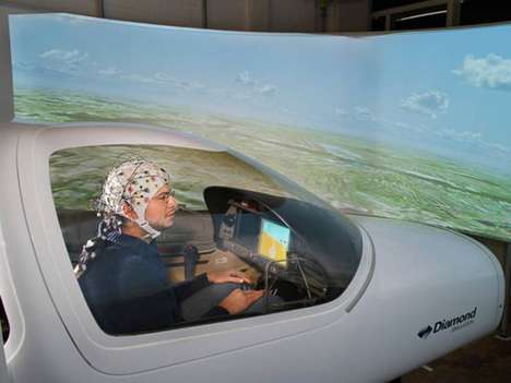 Mind-Controlled Jetliners - The Brainflight Project Aims to Direct Airplanes with Neural Commands
