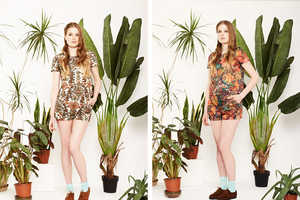 The Wintervacht Spring 2014 Line is Made of Recycled Materials