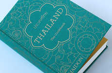 Cultural-Specific Recipes - The 'Thailand the Cookbook' Takes Taste Buds on an Exotic Trip