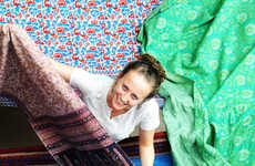Katherine Neumann, Founder and Director of House of Wandering Silk (INTERVIEW)