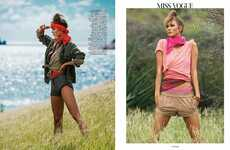 Tribal Outback Editorials