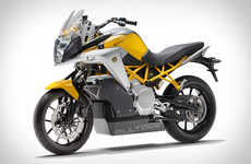 Reimagined Retro Motorcycles