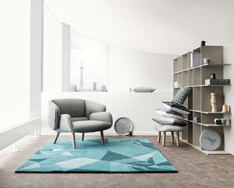 Cross Cultural Furniture - Nendo Combines a Japanese and Danish Approach to Design