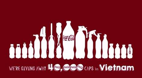 Cola Bottle Tools - The 2ndLives Campaign Turns Empty Coca-Cola Bottles into Toys and Tools